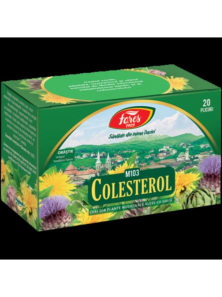 Ceai pentru colesterol M103...