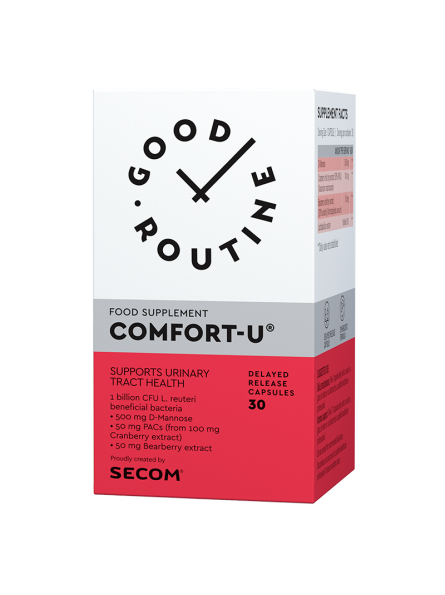 Comfort-U 30 capsule Good...