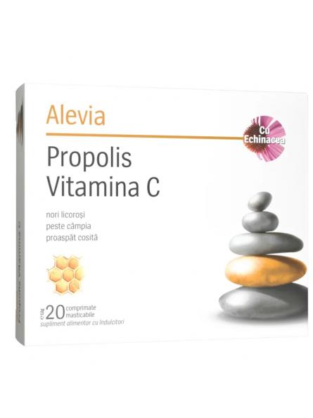Propolis, vitamina C cu...