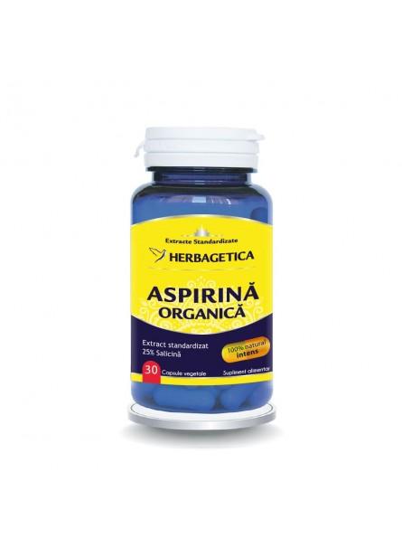 Aspirina organica 30...
