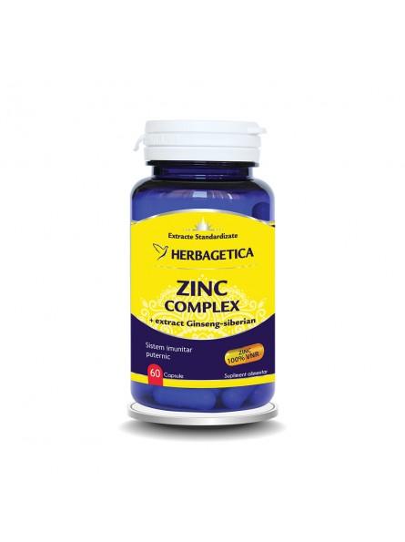 Zinc complex 60 capsule...