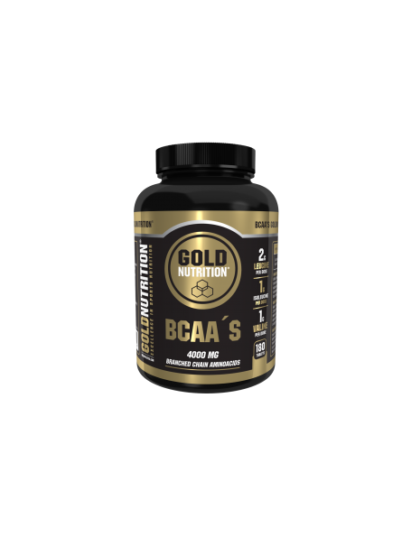 GOLDNUTRITION BCAA S 180 TB