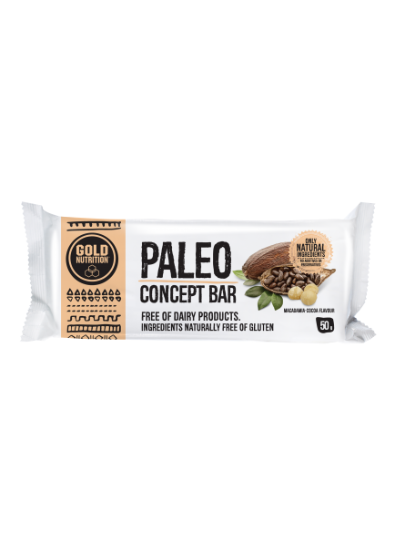 GOLDNUTRITION PALEO BAR...