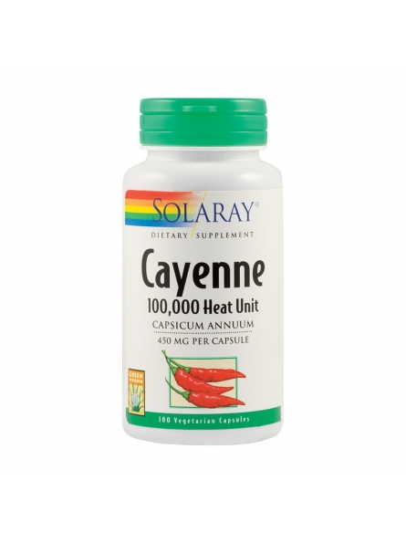 SECOM CAYENNE 450MG 100CPS