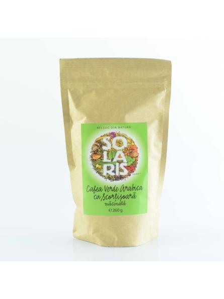 SOLARIS CAFEA VERDE ARABICA...