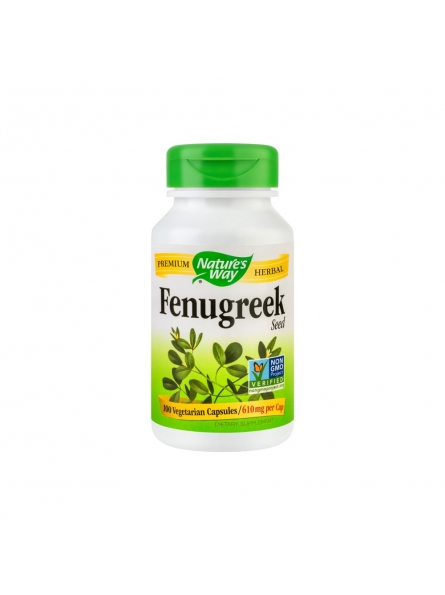 SECOM FENUGREEK 610MG...