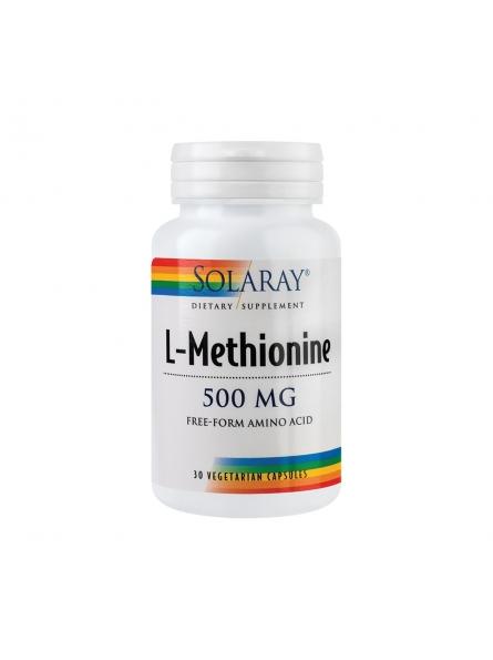 SECOM L-METHIONINE 500MG 30CPS