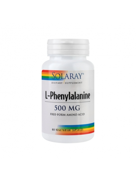 SECOM L-PHENYLALANINE 500MG...