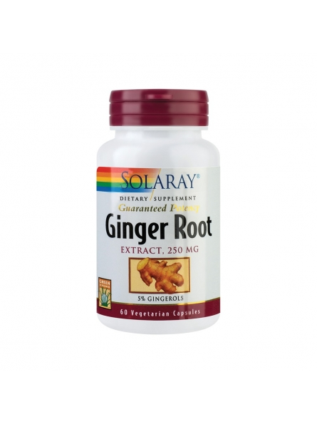 SECOM GINGER ROOT 60CPS