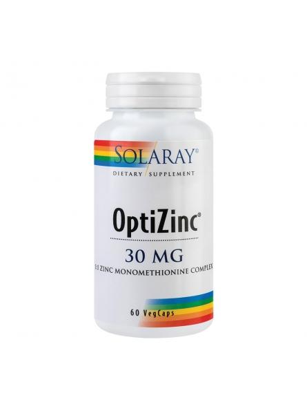 SECOM OPTIZINC 30 MG 60CPS