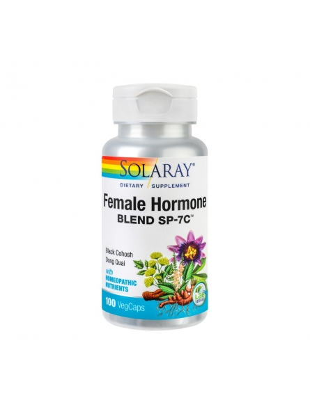 SECOM FEMALE HORMONE BLEND...