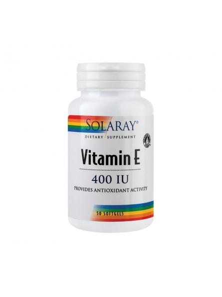 Vitamina E 400UI 50 capsule...