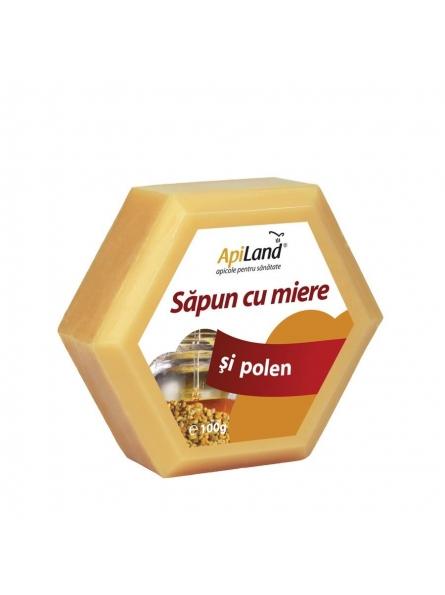 APILAND SAPUN CU MIERE SI...