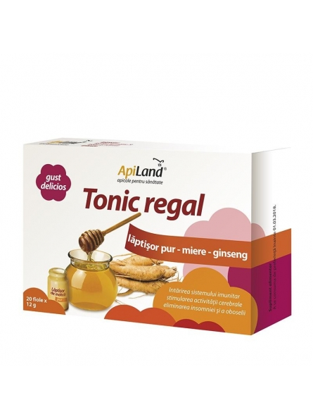 APILAND TONIC REGAL 20 FIOLE