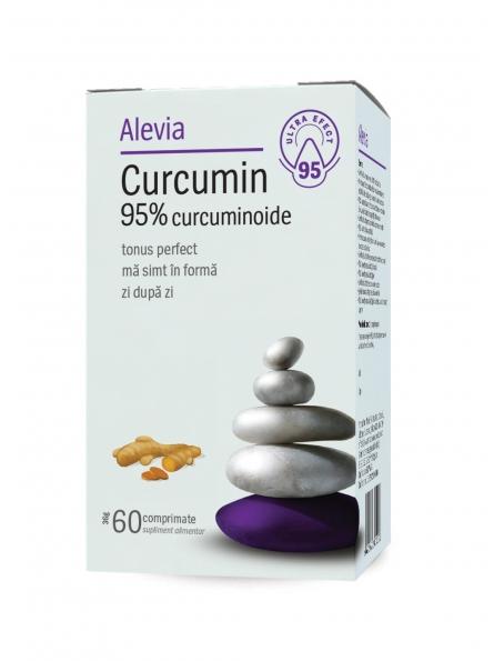 ALEVIA CURCUMIN 95 60CPR