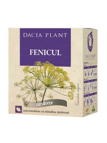 DACIA PLANT CEAI FENICUL 50 GR