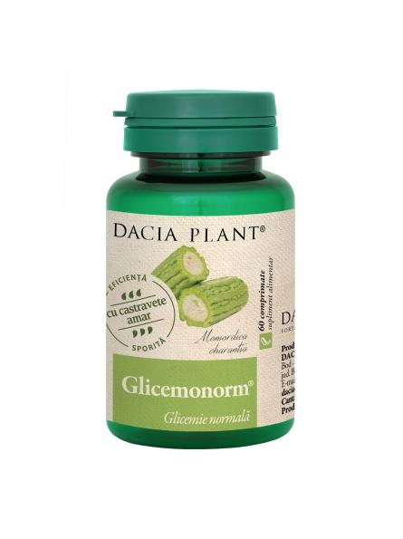 DACIA PLANT GLICEMONORM 60CPS