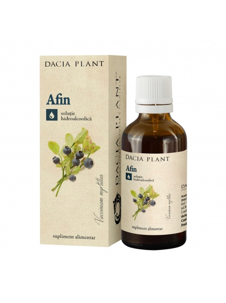 DACIA PLANT TINCTURA AFIN 50ML