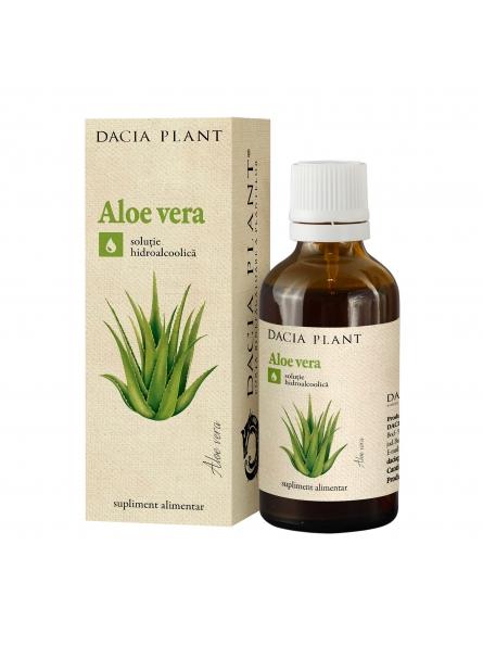 DACIA PLANT TINCTURA ALOE 50ML
