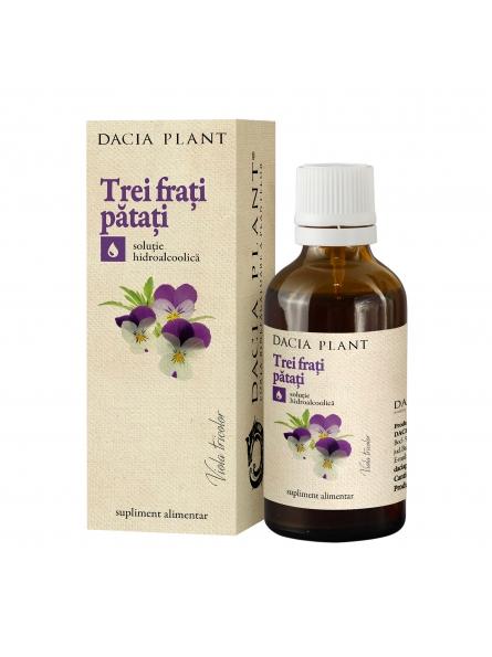 DACIA PLANT TINCTURA TREI...