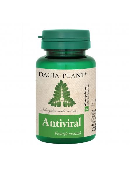 DACIA PLANT ANTIVIRAL 60 CPR