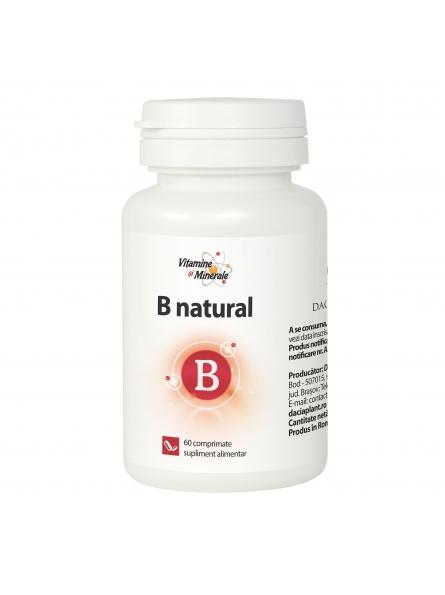 DACIA PLANT B NATURAL 60 CPR