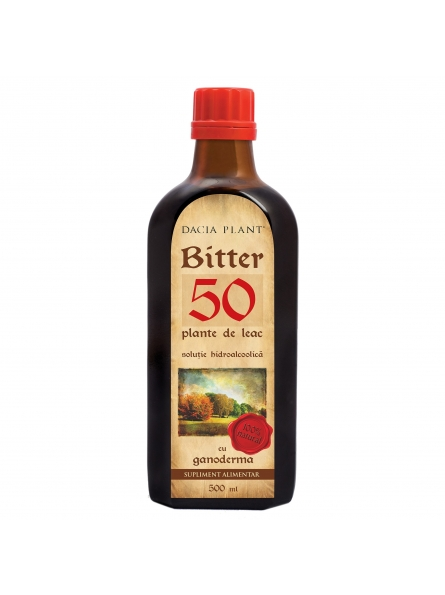 DACIA PLANT BITTER 50...