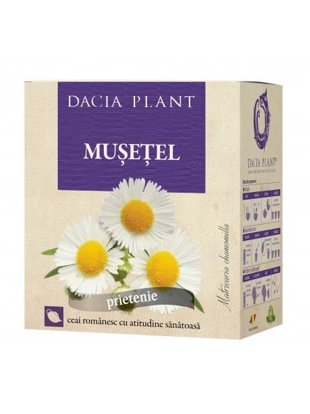 DACIA PLANT CEAI MUSETEL 50 GR