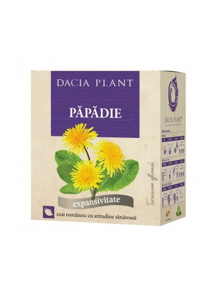DACIA PLANT CEAI PAPADIE 50 GR