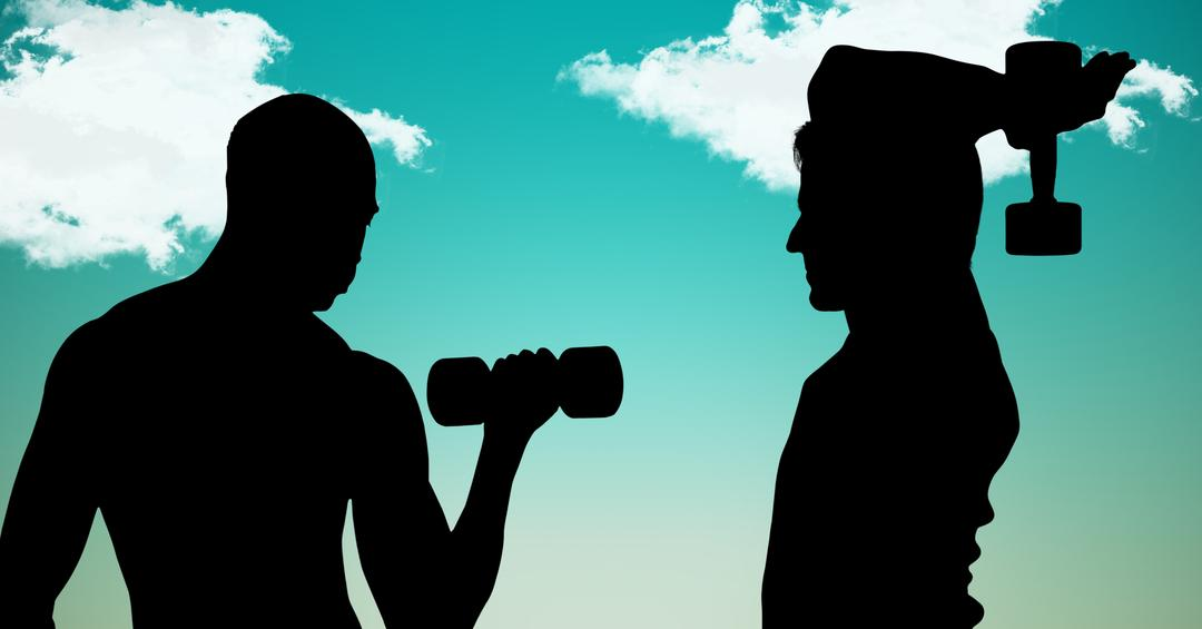 Fă sport zilnic pentru a slăbi